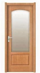Half-Glass-1-Panel-Door