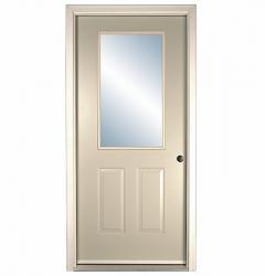 Half-Glass-2-Vertical-Panels-Door