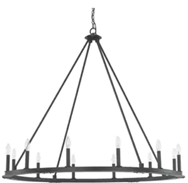 Candle-like-chandelier