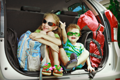 Must-Haves For Roadside Vacation Emergencies!
