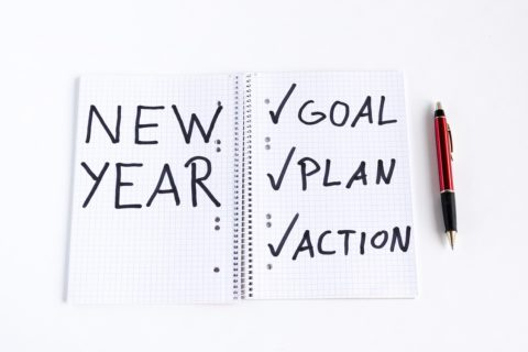 How to stick to your New Year's targets and be successful?