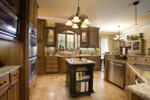 environmentally friendly kitchen design