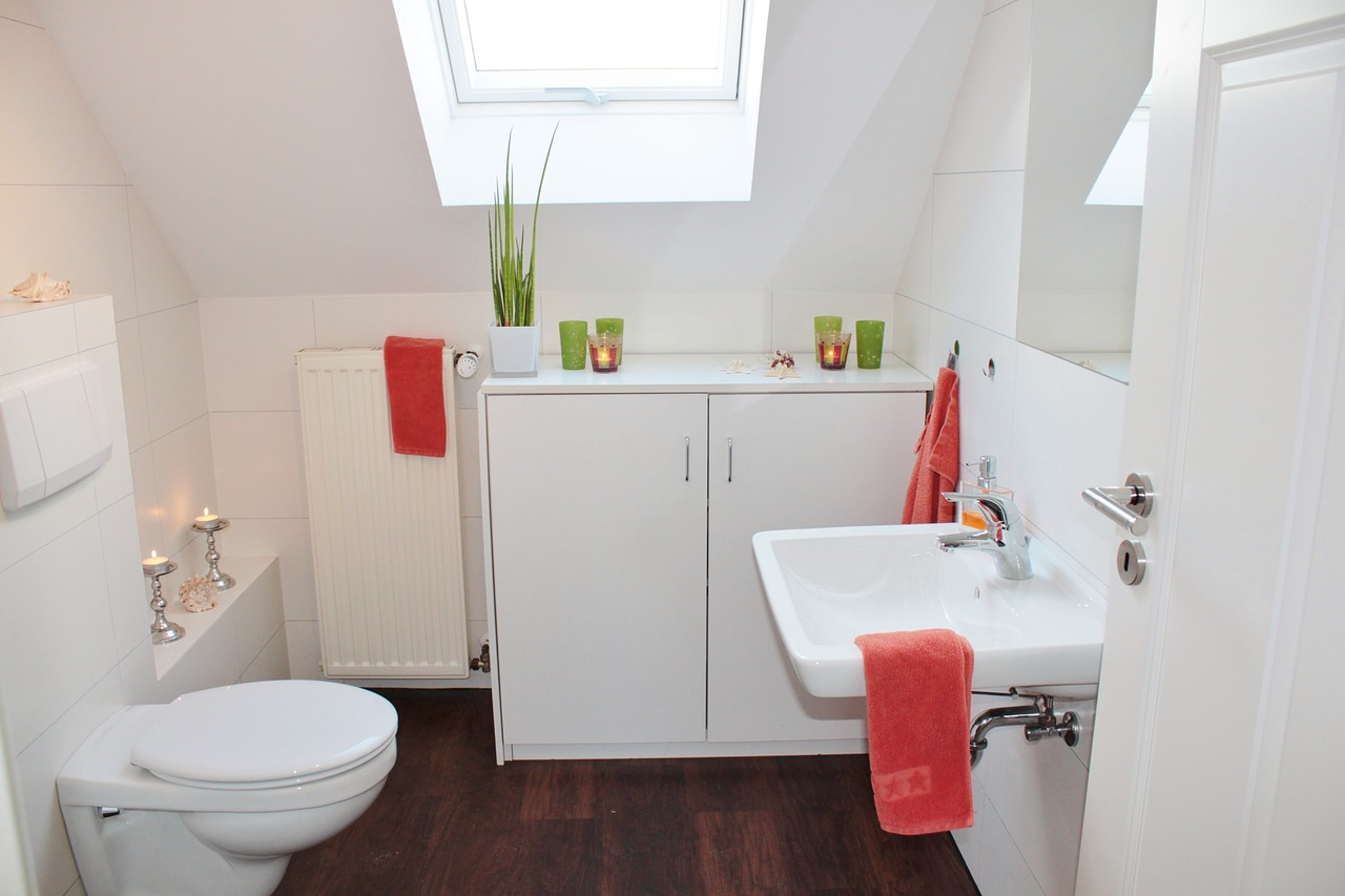 tankless toilet example bathroom trends