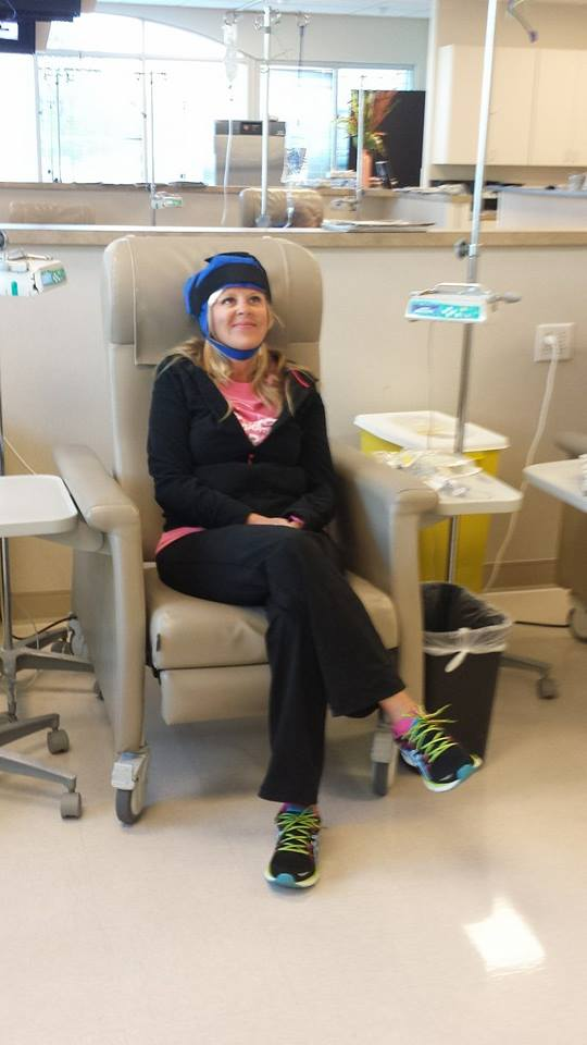 Robin Burrill cancer survivor