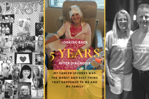 Looking Back 5 Years After My Cancer Diagnosis