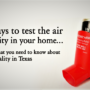 3 Ways to Test Your Air Quality at Home…