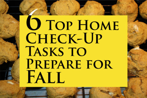 6 Top Home Check-Up Tasks to Prepare for Fall