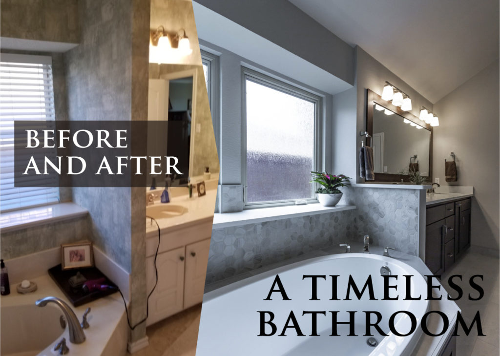 Signature Home Services - Before and After: Timeless ...