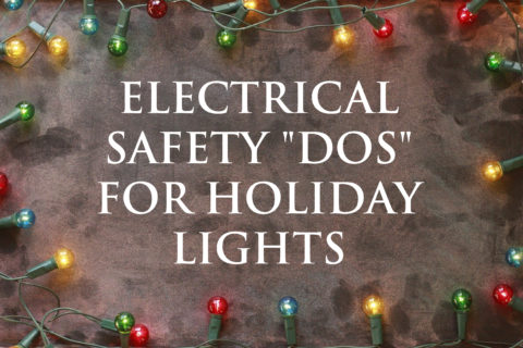 Signature Tips: Electrical Safety With Holiday Lights