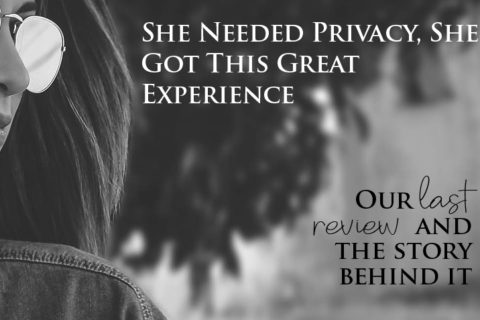 She Needed Privacy, She Got This Great Experience