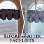 [BEFORE/AFTER] A Bathroom Facelift with a Photographic Focal Point