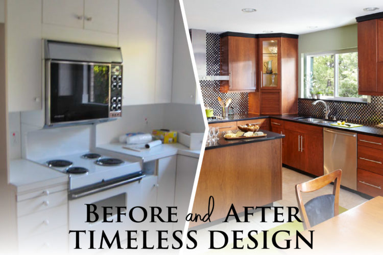 [BEFORE/AFTER] A PROVEN Timeless Design