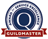 2020 award for GuildQuality customer service