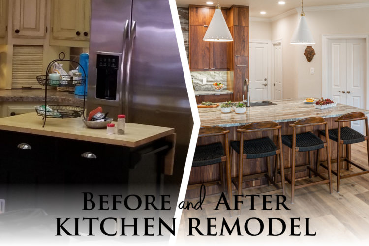 A Kitchen Remodel with the Ultimate Custom Cabinetry