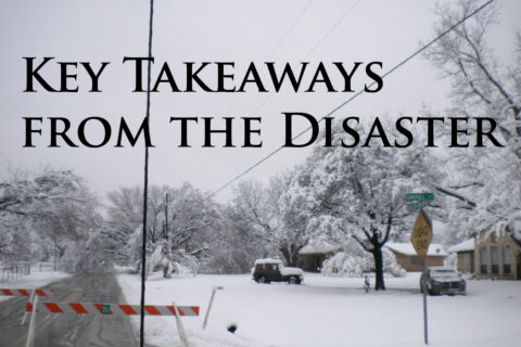 Key Takeaways from the Disaster