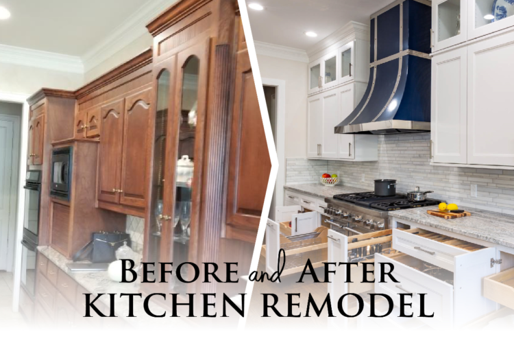 A Dark-to-Light Full Gut Kitchen Remodel