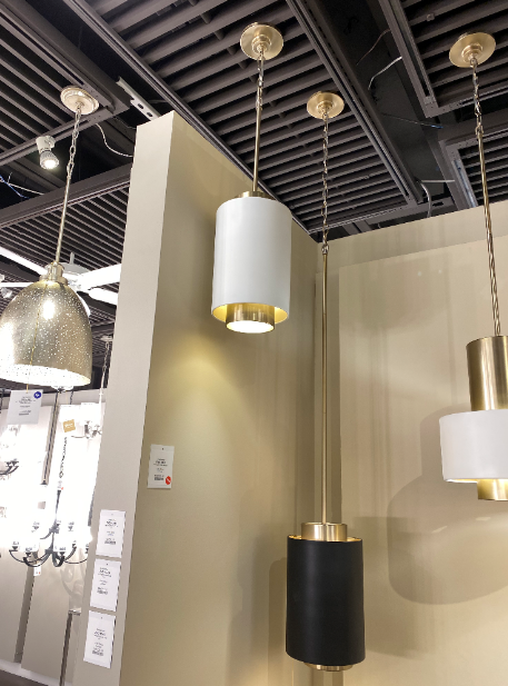 New lighting fixture trends