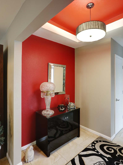 Paint trend bold colors
