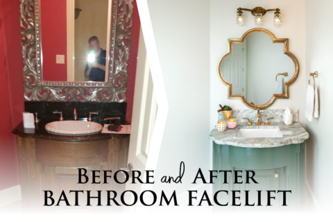 [BEFORE/AFTER] MULTI-Bathroom Facelift