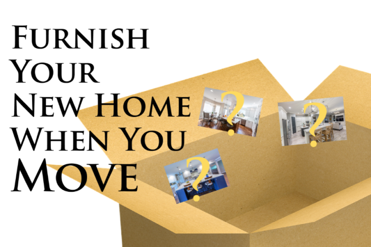 How to Furnish Your New Home When You Move