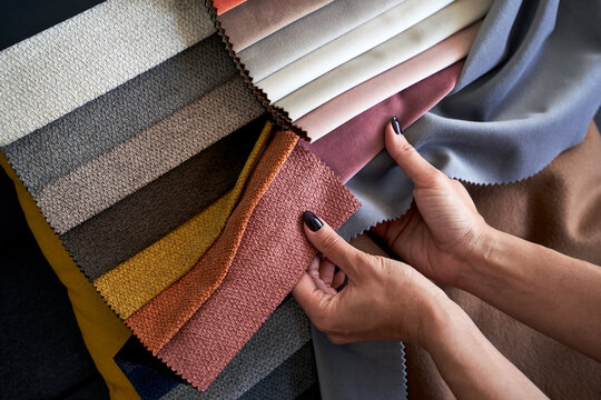 Performance fabric options for home upholstery