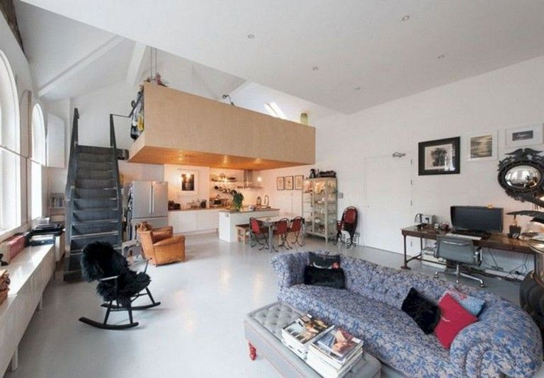 separate apartment in the home
